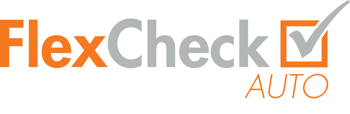 FlexCheck_Auto_Text_Logo